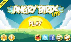 Angry Birds – абсолютный хит, теперь для Android