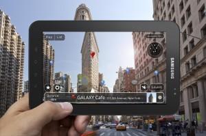 Samsung Galaxy Tab – галактический анонс