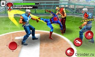 The Amazing Spiderman игра - games.mi9.com