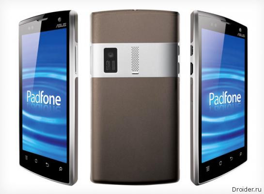 """2011. Около полугода назад мы о необычном концепте  """"сумчатого """" планшета-телефона от Asus."""