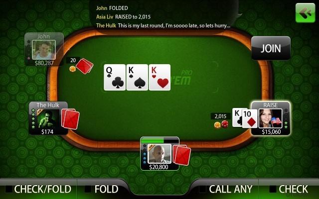 покер приложение скачать - фото 6