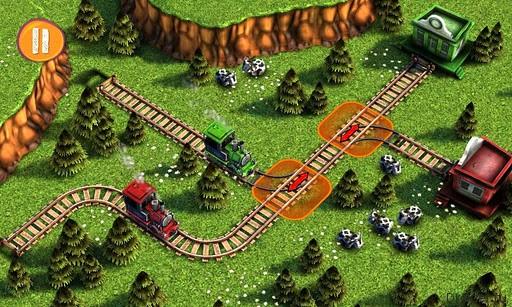 Игры светофор поезда