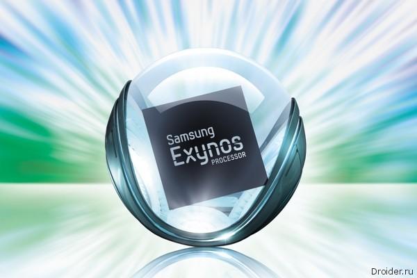 Exynos 4 Quad - новый процессор от Samsung