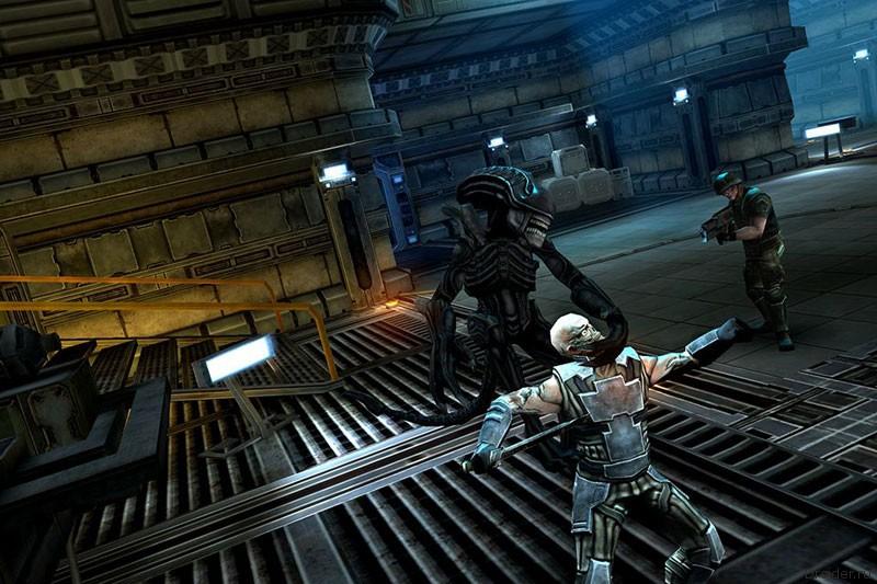 Alien vs Predator - AVP EVOLUTION ANDROID - Лучшие игры на ...