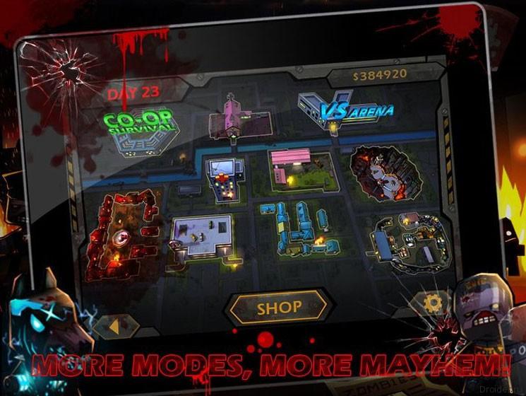 Игры для андроида call of mini zombies