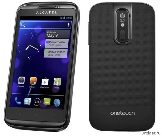 Игры на Alcatel One Touch 990 - top-android.org