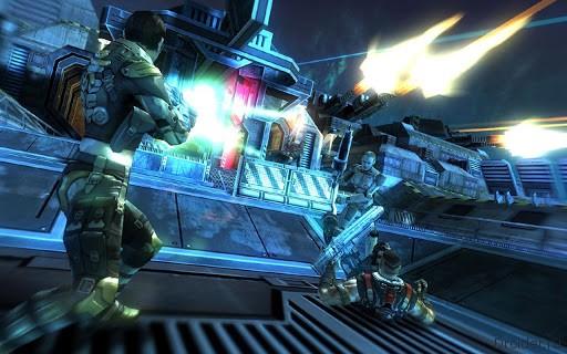 "Игра ""Shadowgun: Deadzone"" для планшетов на Android"