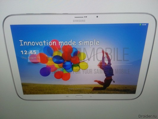 Samsung Galaxy Tab 3 Plus