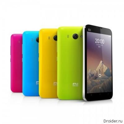 Xiaomi M2A и  Xiaomi М2S