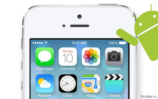iOS 7_Android
