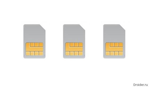 3G Triple-SIM