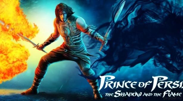 Prince of Persia Shadow & Flame