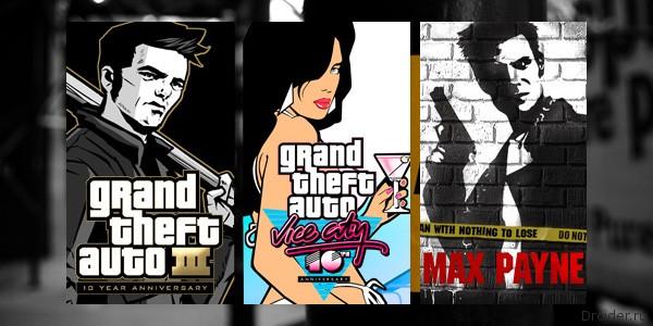 Rockstar продает хиты со скидкой. Все в Google Play | хиты игры Grand Theft Auto V Google Play