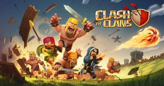 Coc сервера clash clans
