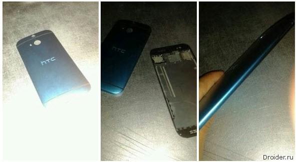 Будущий флагман HTC засветился на фото [Слухи]
