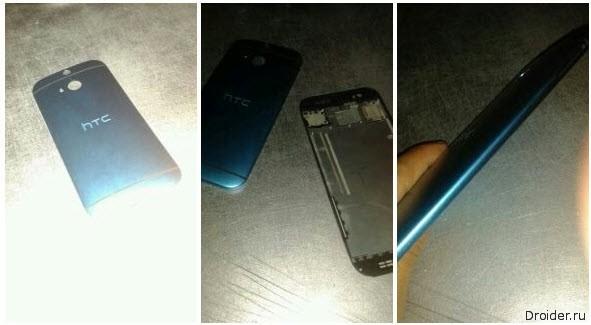 Новая информация о HTC M8 [Слухи]