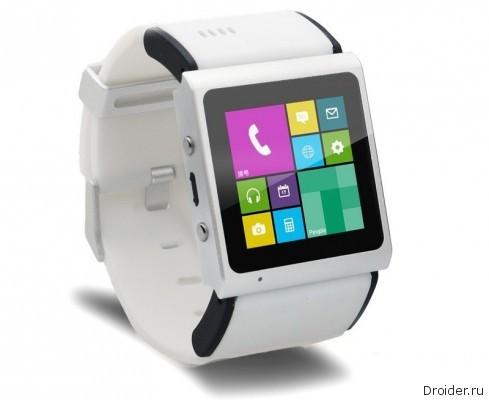 Производитель клонов iPhone представил свои «умные» часы на Android