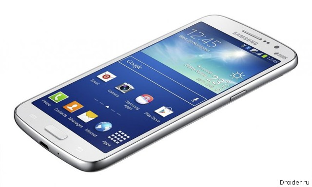 Samsung представила второе поколение смартфона GALAXY Grand
