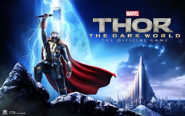 Тор 2: Царство тьмы
