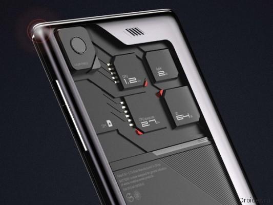 ZTE представила концепт модульного смартфона