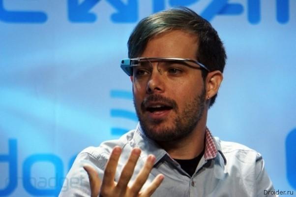 Тимоти Джордан рассказал о перспективах Google Glass