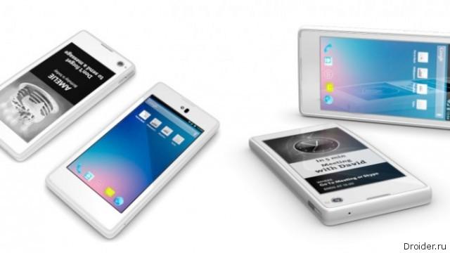 Мировые продажи смартфона YotaPhone стартуют декабре