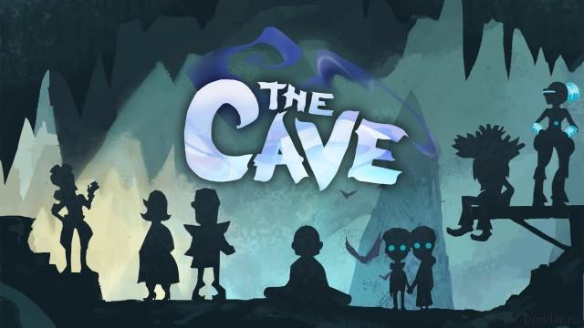 The Cave — говорящая пещера