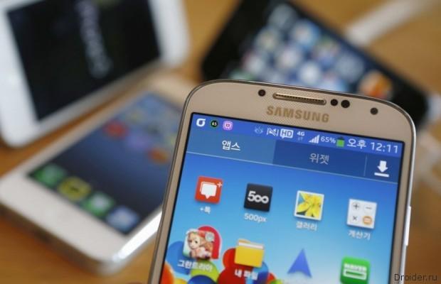 Новые данные о флагманском смартфоне Samsung