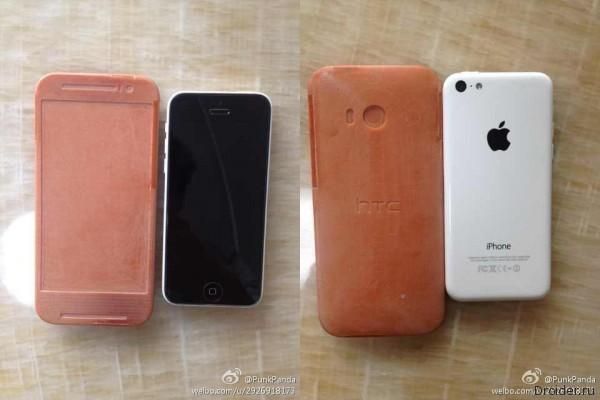 Первая информация о флагмане HTC One 2 появилась в сети