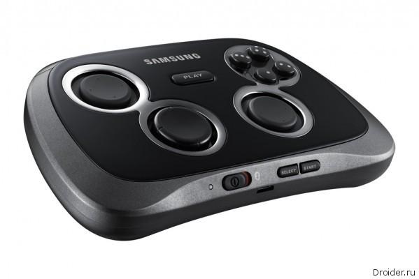 Samsung представила игровой контроллер для мобильных устройств
