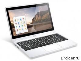 Chromebook C720P-2600