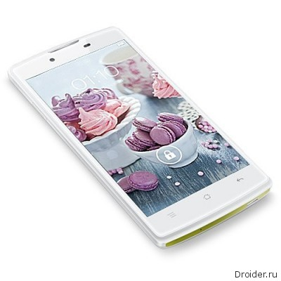 Смартфон Oppo Neo представлен официально