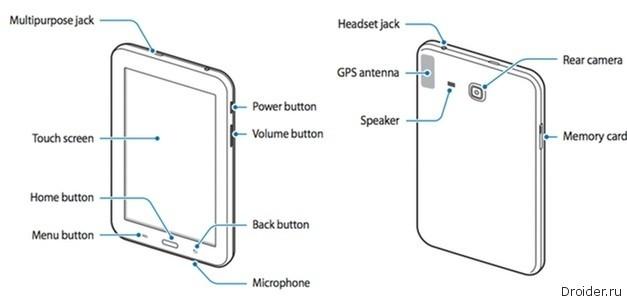 Новые слухи о бюджетном планшете от Samsung