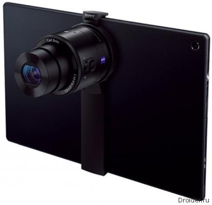 Sony выпустила новые крепления для камер QX10 и QX100