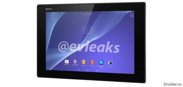 Sony Xperia Tablet Z2