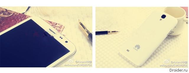 Huawei анонсирует новый флагманский смартфон на MWC 2014