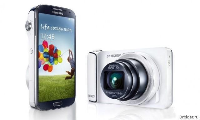 Новые подробности о Galaxy S5 Zoom