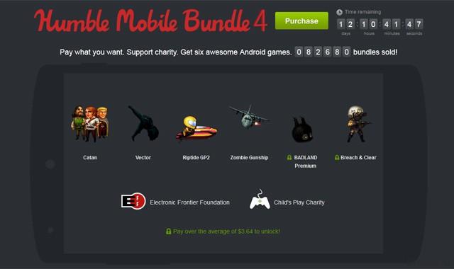 Humble Mobile Bundle 4