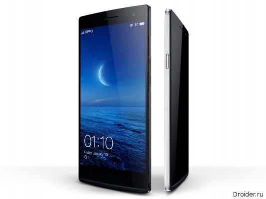 OPPO Find 7a.