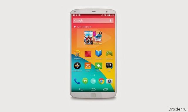 Следующий Nexus будет выпускать LG