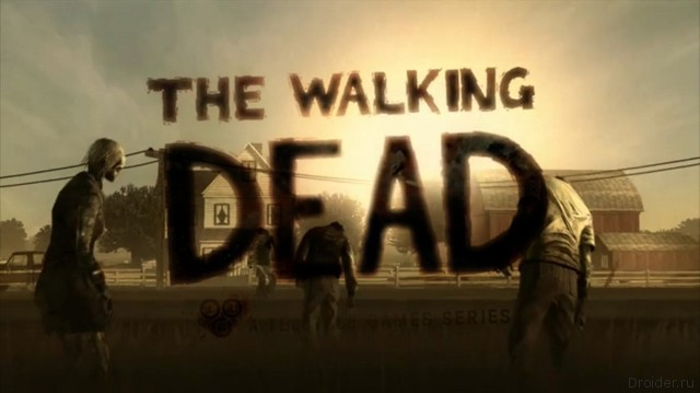 The Walking Dead появилась в Google Play