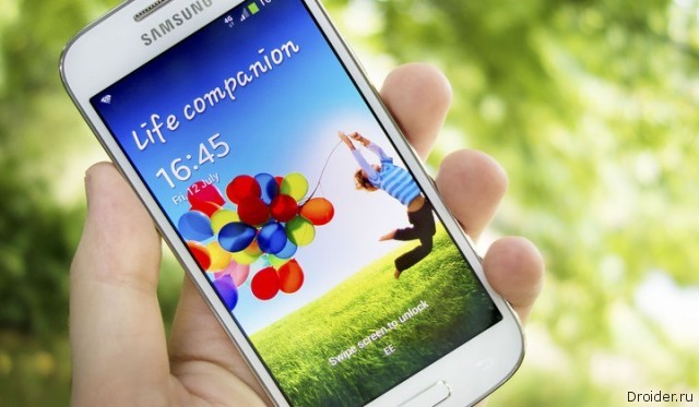 Samsung готовит мини-версию флагмана Galaxy S5