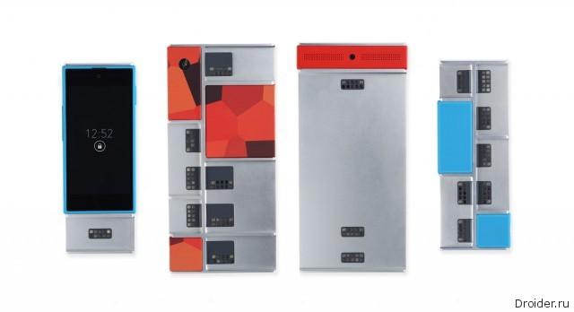 Процессоры для Project Ara будет создавать Toshiba