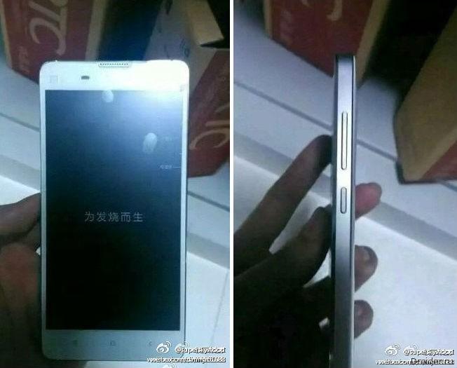 Cмартфон Mi3S от Xiaomi замечен на «живых» снимках