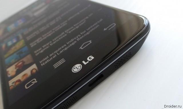 Смартфон G3 от LG снова засветился в сети
