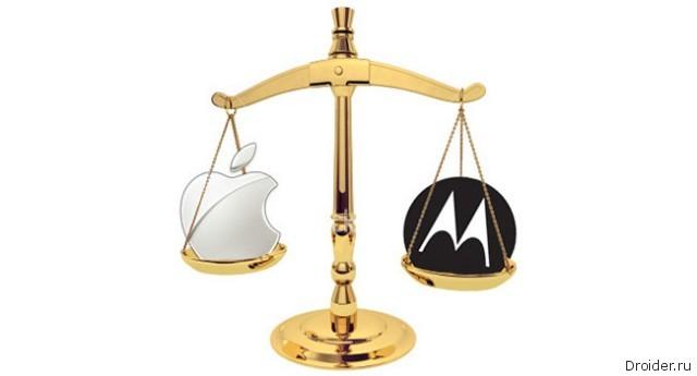 Патентная война Google и Apple перешла в стадию перемирия
