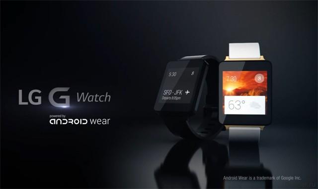 Новый промо-ролик, посвященный G Watch от LG