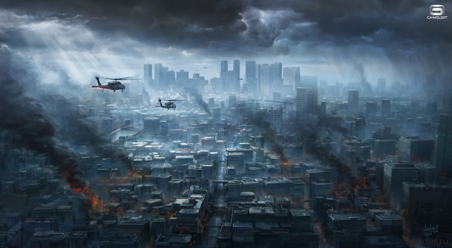 Gameloft показала геймплей Modern Combat 5: Blackout