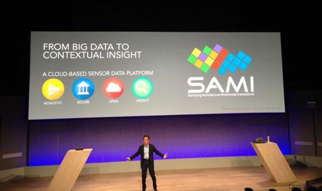 Samsung анонсировала медицинскую платформу SAMI и «умный» браслет Simband