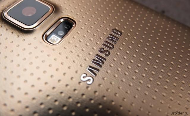 Премиальная версия Galaxy S5 вновь замечена в магазине